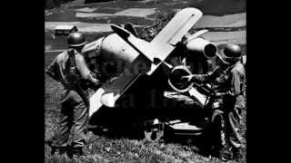 Nazi Super Weapon - Luftwaffe Secret Projects. Prototypes and Experimental Airplanes.
