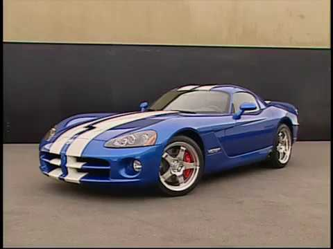 Dodge Viper SRT 10 Coupe 2006