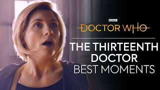 Best of the Thirteenth Doctor (So Far)   Doctor Who