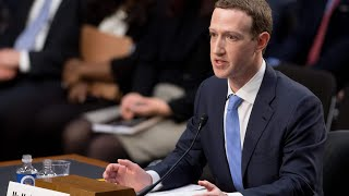 Zuckerberg: Facebook believed Cambridge Analytica deleted private data