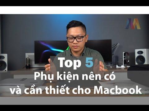 [Chia sẻ] Top 5 phụ kiện nên có và cần thiết cho Macbook   Mac Cafe