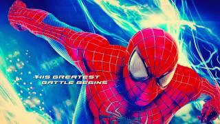 The Amazing SpiderMan 2 Final Trailer Music 2