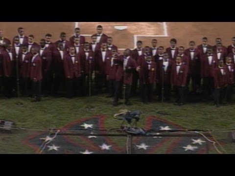 Boys Choir of Harlem sing