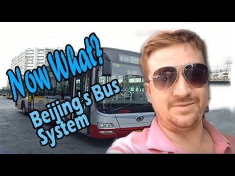 Now What? What is the Beijing Bus System Like?