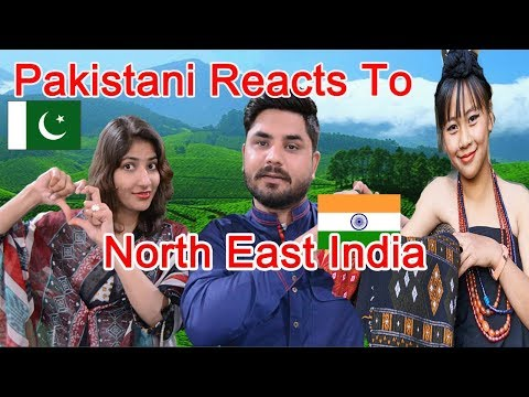 Pakistani Reacts To | North East India | Must See Places in North East India.
