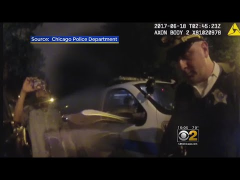 Alderman Has Words With Cops