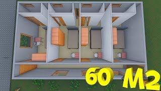 Planos de cuartos para rentar 6x10