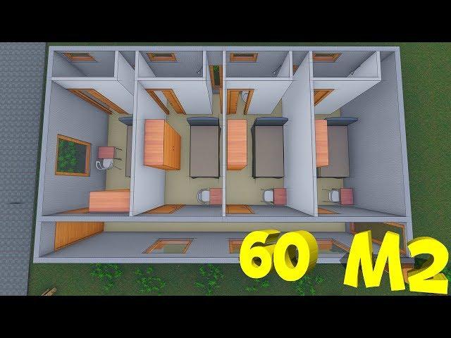 Planos de cuartos para rentar 6x10 - YouTube