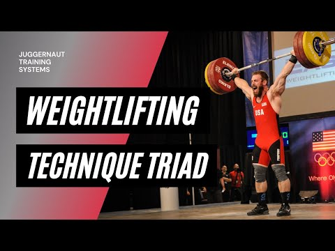 Weightlifting Technique Triad | JTSstrength.com