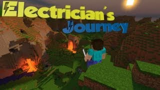 Electrician's Journey: Minecraft Mod Pack Released!