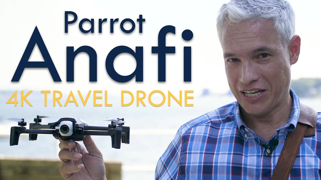 Parrot Anafi Drone Review — Best Drone For Travel? Anafi vs
