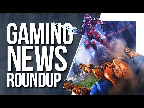 Microsoft Halo Online mod PR nightmare + H1Z1 on PS4 + Big Nintendo News