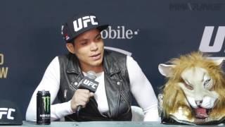 Amanda Nunes knew she'd dominate Ronda Rousey at UFC 207