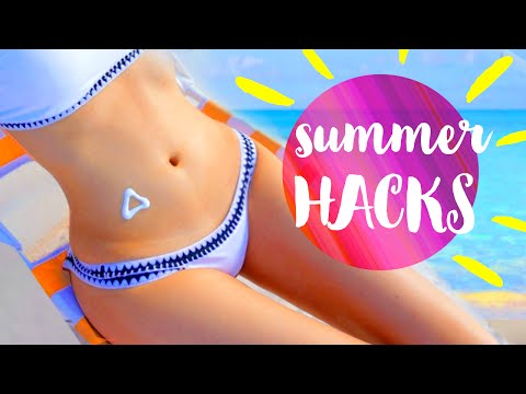 Thumbnail: 11 DIY Summer Life Hacks EVERYONE Should Know!!!