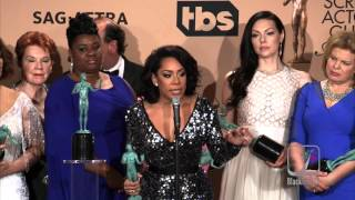 Orange Is The New Black wins 2nd Consecutive SAG Award