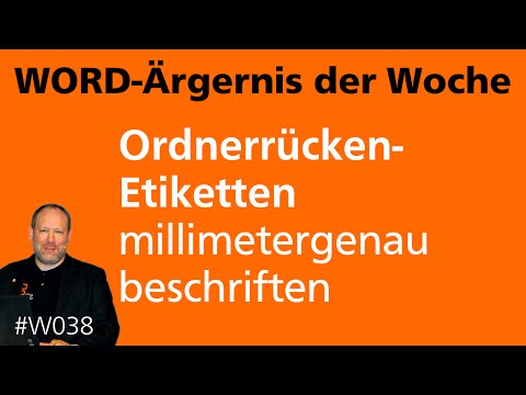 Rückenschilder Herma 10157, Movables 38 x 192mm, selbstklebend, 140 Stk, rot from YouTube · Duration:  1 minutes 7 seconds