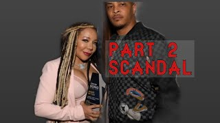 PART 2-  Female SPEAKS OUT ABOUT encounter w/ both Rapper #TipHarris & #TinyHarris .. TI and TINY