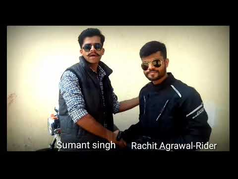 INDIA- indore short film on  importance of helmet by sumant singh cop