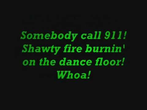 Fire Burning-Sean Kingston lyrics HQ