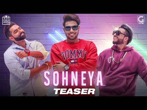 SOHNEYA (Teaser) Guri Feat. Sukhe | Parmish Verma | Latest Punjabi Songs 2017 | GEET MP3