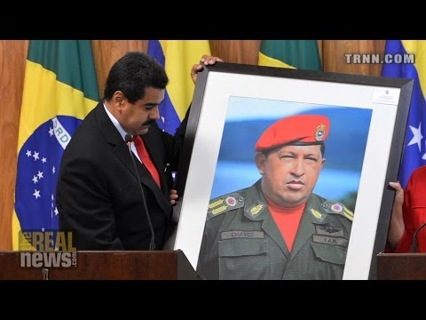 The Modern History of Venezuela: The Bolivarian Revolution - Edgardo Lander on RAI (5/9)