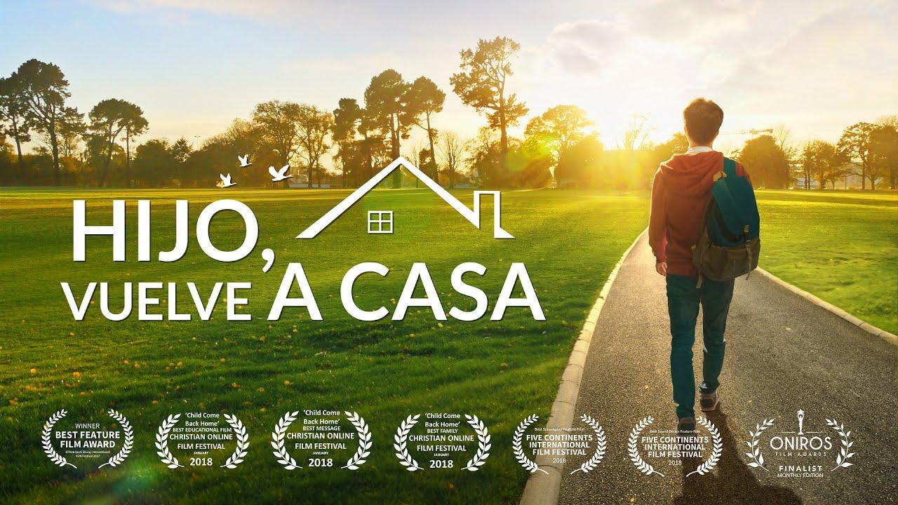 "Película cristiana en español | ""¡Hijo, vuelve a casa!"" Dios salva al joven de adicción a Internet"