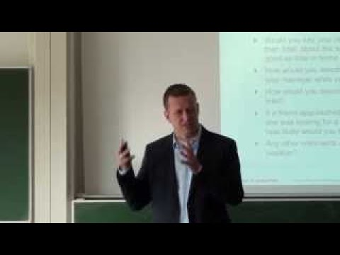Human Resource Management Lecture Part 10 Retention (2 of 2)