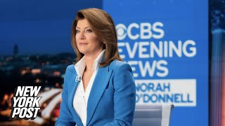Norah O'Donnell in danger of losing anchor spot at 'CBS Evening News' | New York Post
