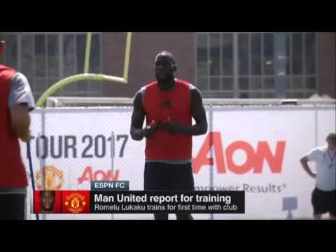 Adrian Healey and Rob Dawson discusses Romelu Lukaku add ons and Man Utd signings