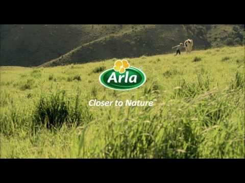 Arla TV Advert Closer To Nature - Music by Radford Music