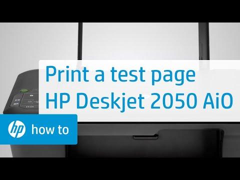 Fixing a Paper Jam - HP Deskjet 2050 All-in-One Printer