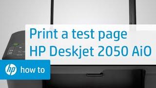 Fixing a Paper Jam - HP Deskjet 2050 All-in-One Printer | HP DeskJet | HP