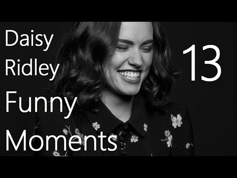 Download Youtube: Daisy Ridley Funny Moments 13