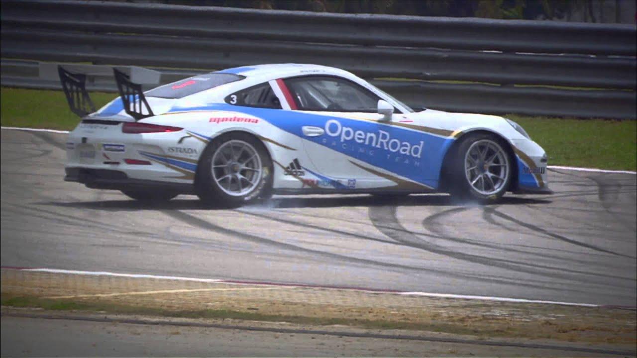 Porsche Carrera Cup Live Stream