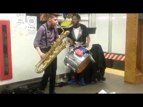 BEST NYC SUBWAY BAND!