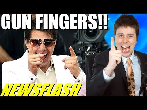 Boy Suspended for Pointing Finger Like a Gun!! - NEWSFLASH