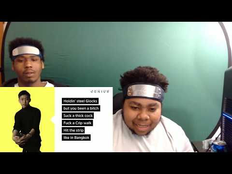 "MY CHIGGA! Rich Chigga ""Dat $tick"" Official Lyrics & Meaning 