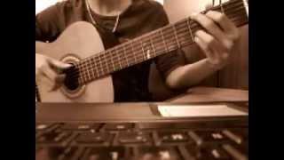 Bản tình ca đầu tiên (guitar cover acoustic)