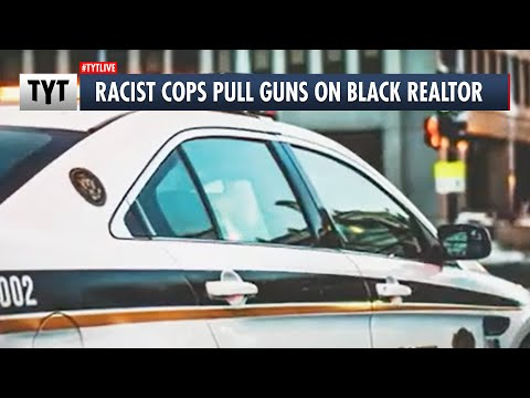 Cops Pull GUNS On Realtor... For Being Black?!?