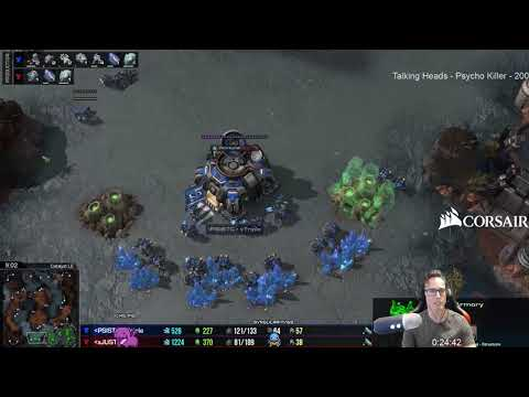 Army movements in TvT - Coaching Diamond 1