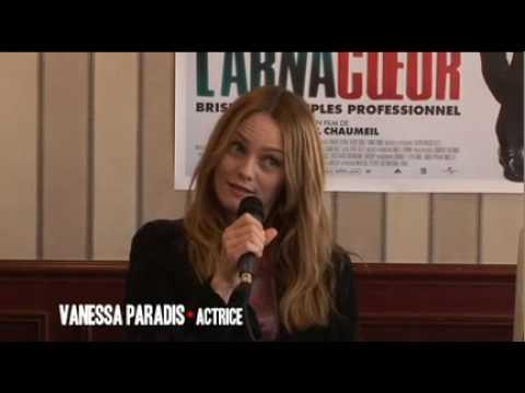 L'Arnacoeur - Avant-Première à Marseille - Vanessa Paradis