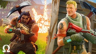 these lands are ours they re going down   fortnite battle royale squads ft friends