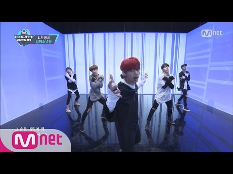 [BTS - Save Me] Comeback Stage l M COUNTDOWN 160512 EP