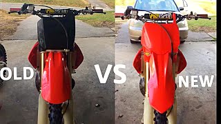HOW TO: Make Your OLD Cr/Crf Look NEW