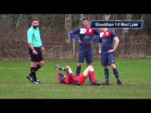 14th Jan 2018 Shouldham vs West Lynn