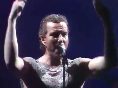 Bernard Lavilliers - Seigneur de Guerre - Zénith, Mars 1989