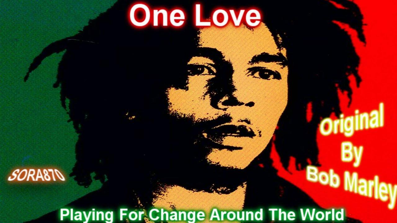 ผลการค้นหารูปภาพสำหรับ playing for change one love