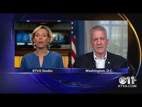 Senator Dan Sullivan remarks on North Korea, Trump administration