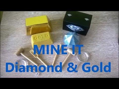 Mine It Diamond And Gold