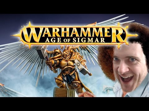 Warhammer: Age of Sigmar - How To Paint A Stormcast Prosecutor PRIME!